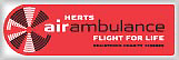 Herts Air Ambulance Logo
